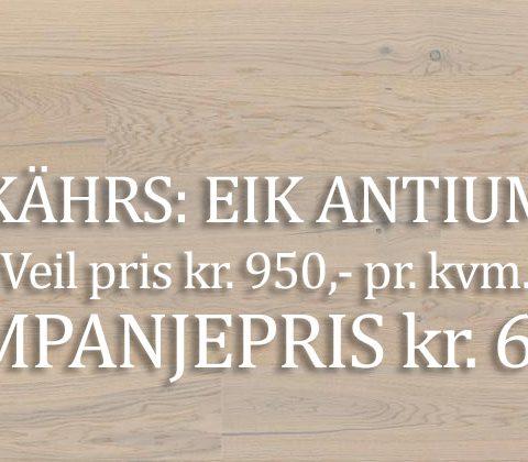 Kährs Eik Antium