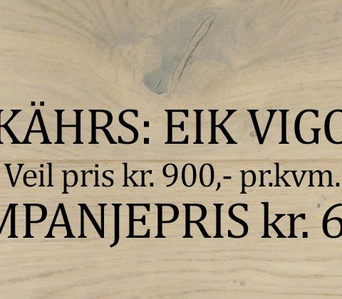 Kährs Eik Vigo